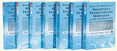 Seven Volumes of Collected Papers